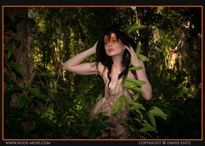 Anne Jungle Nude
