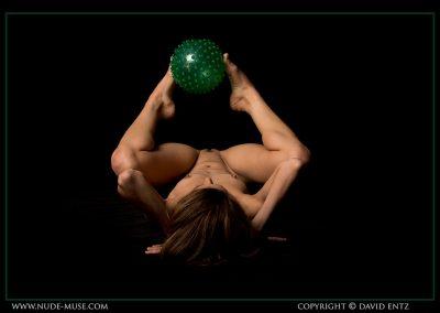 Miranda green ball