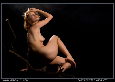 Moofy artistic nudity