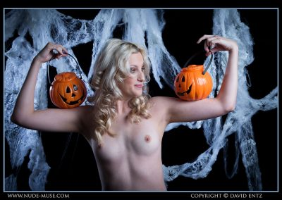 Zoe Halloween nude