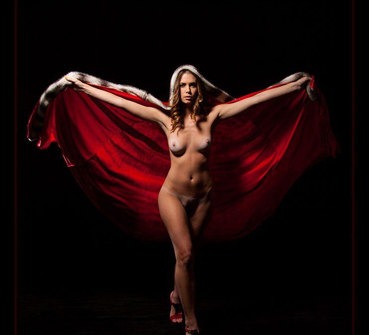 Sindy Red Cloak
