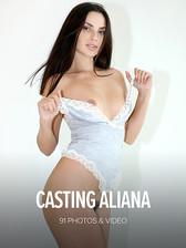 CASTING Aliana