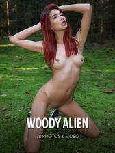 Woody Alien