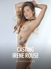 CASTING Irene Rouse
