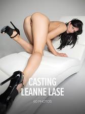 CASTING Leanne Lase