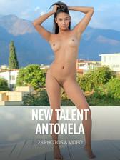 New Talent Antonela