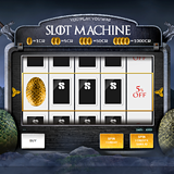 Game of Thrones, our famous slot machine